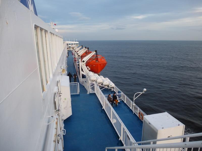dfds king seaways brand